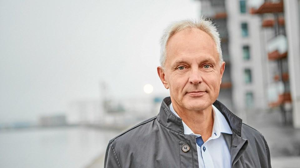 Den 56-årige Kim Royberg har været ansat i bankverdenen i over 30 år, heraf de 25 som chef i Danske Bank.