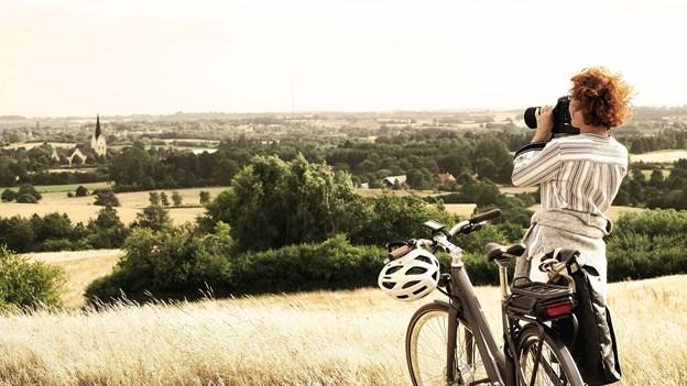 Genfind cykelglæden med en elcykel