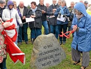 10. maj - en dato man ikke vil glemme i Helberskov
