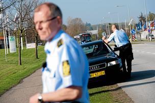 Overarbejde og sygefravær presser politiet i Hjørring