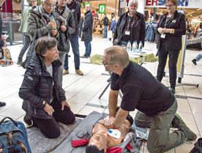Fokus på hjertestart i Fårup Sommerland