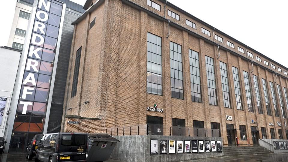 Teatret på Nordkraft åbner op for ansøgere til stillingen som teaterchef. Foto: Arkiv/Henrik Bo
