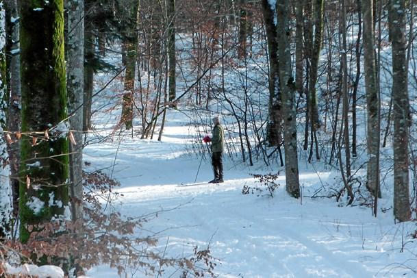 Tid til klargøring af skiruter