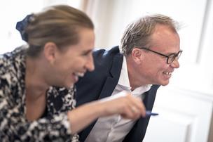 Rekordløn til statsministerens toprådgiver: Folketinget skal ikke bestemme løn