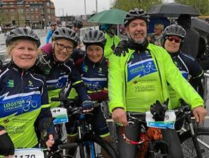 Cykelklub klar med nyt cykeltøj