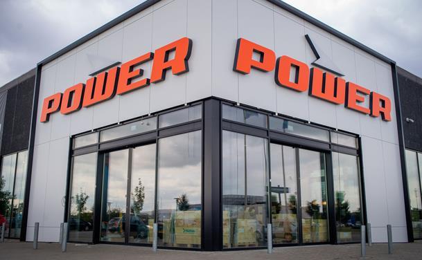 Pif, paf, POWER - elektronikgiganten slår turbomotoren til...