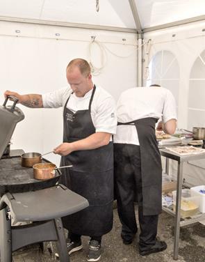 I fisk: Så er der kokkedyst i Hirtshals