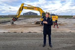 Flere fly og flere arbejdspladser: Ny hangar giver vækst i Aalborg Lufthavn