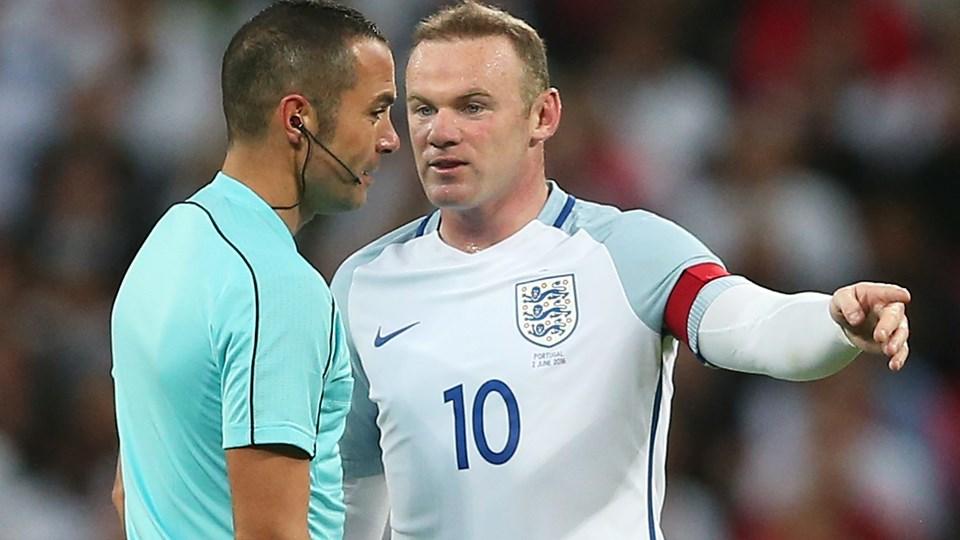 Wayne Rooney Foto: Reuters/Matthew Childs