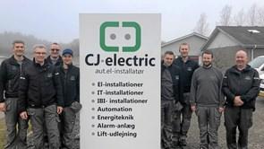 CJ Electric er flyttet i nye lokaler