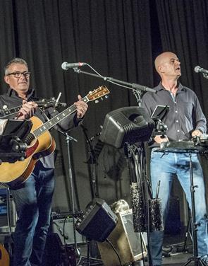 Tørfisk giver koncert i Brønderslev