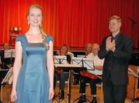 Forårskoncert i Mariager med Schubert-messe