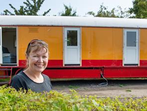 Alternativt pensionat åbner op på Gjøl