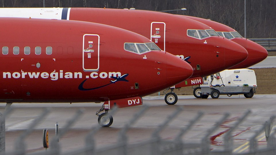 Norwegian håber på sigt at åbne flere ruter til Asien, men russerne stritter imod. Foto: Reuters/TT News Agency
