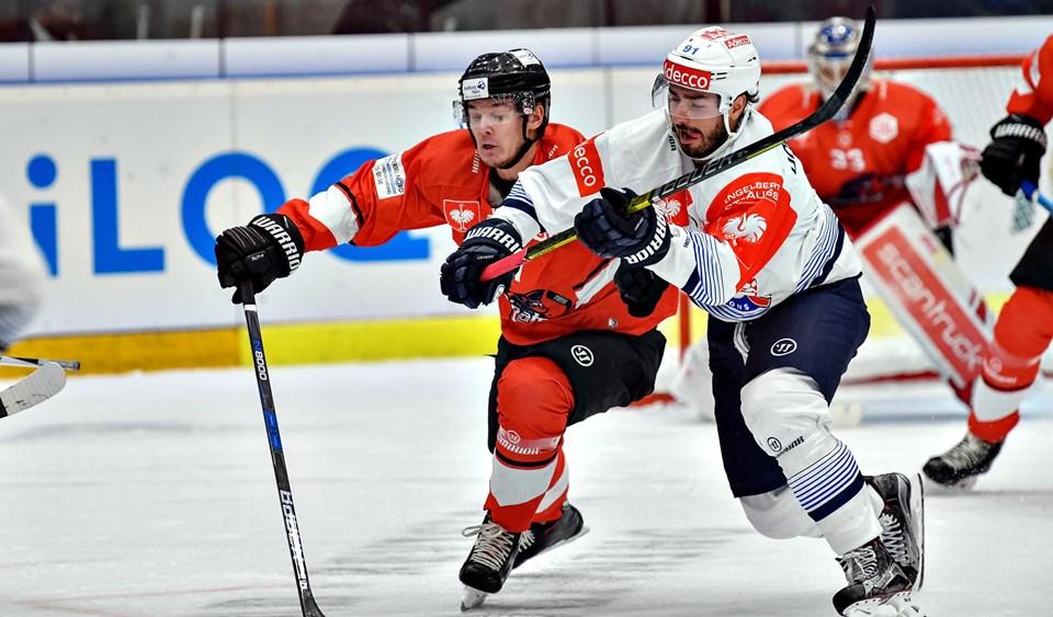 Aalborg Pirates tabte lørdag aften 1-2 på egen is til ZSC Zürich i Champions Hockey League. Foto: Kurt Bering