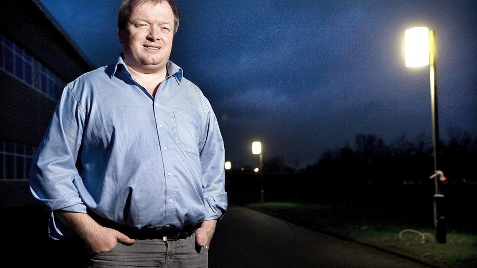 Oplandslistens Søren Søe-Larsen kræver, at borgmester Anny Winther undersøger Rikke Karlssons (DF) klage over direktør Flemming Hansen til bunds. Arkivfoto: Lars Pauli