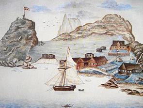 Søslagene ved Grønland