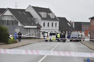 Drabssag: 28-årig mand var indsmurt i blod - og havde tegninger af halshuggede i sin lejlighed