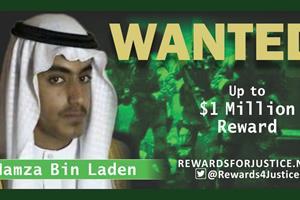 Forsker: Bin Laden-søn menes at have haft lederrolle