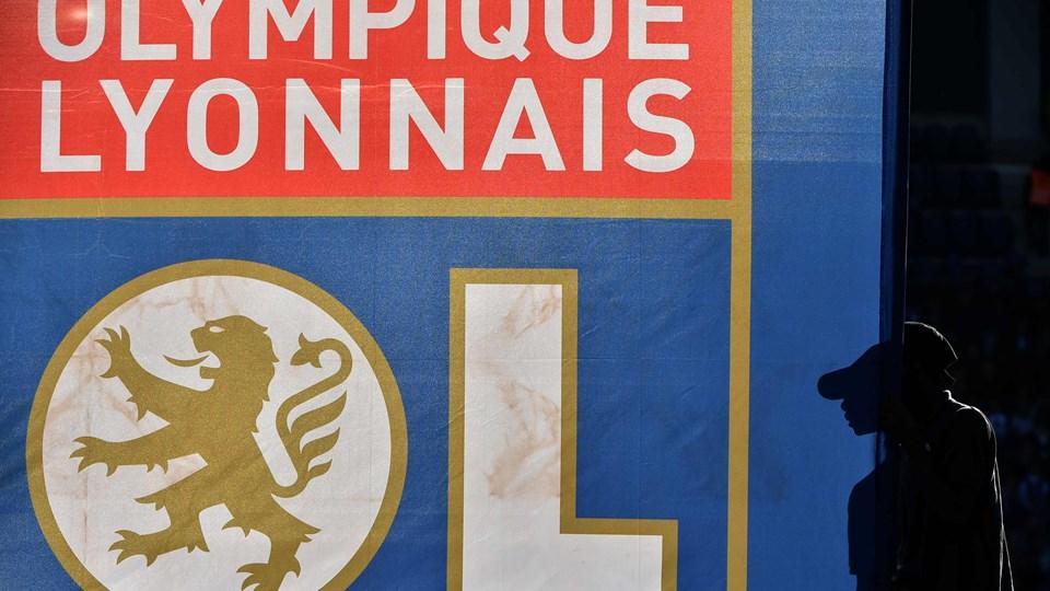 Den franske klub Lyon har igen været indblandet i tilskueruroligheder og risikerer udelukkelse fra europæisk fodbold. Foto: Scanpix/Remy Gabalda