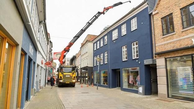 Gamst inddrager ankestyrelse: - Hvis det her er lovligt, kan vi beslutte at rive de fleste af Aalborgs huse ned