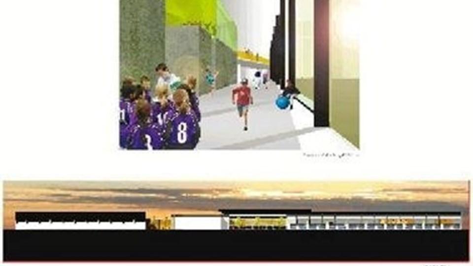 Der arbejdes nu videre med planerne for det nye stadion i Park Vendia