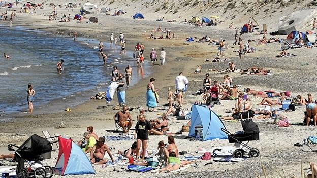 Thy er blevet populært mål for turister: De kommer tidligere - og bliver længere
