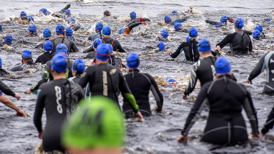 Ønsker du at blive klar til næste års triatlonstævner, kan du få råd og vejledning af Aalborg Fysioterapi. Privatfoto