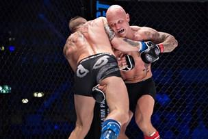 Se de vilde fotos: Svedigt nordjysk MMA-stævne