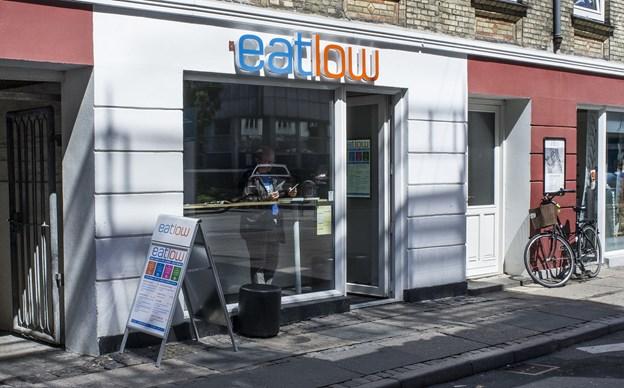 Eatlow åbnede i Reberbansgade i 2013 som et sundt alternativ til de mange andre former for takeaway.Arkivfoto: Martin Damgård