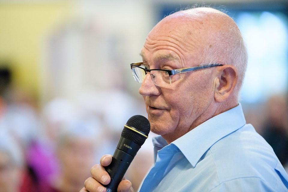 Skagen Ældrecenter. Fem ældreorganisationer i Skagen har indbudt til møde om de ældres forhold.Foto: Peter Broen
