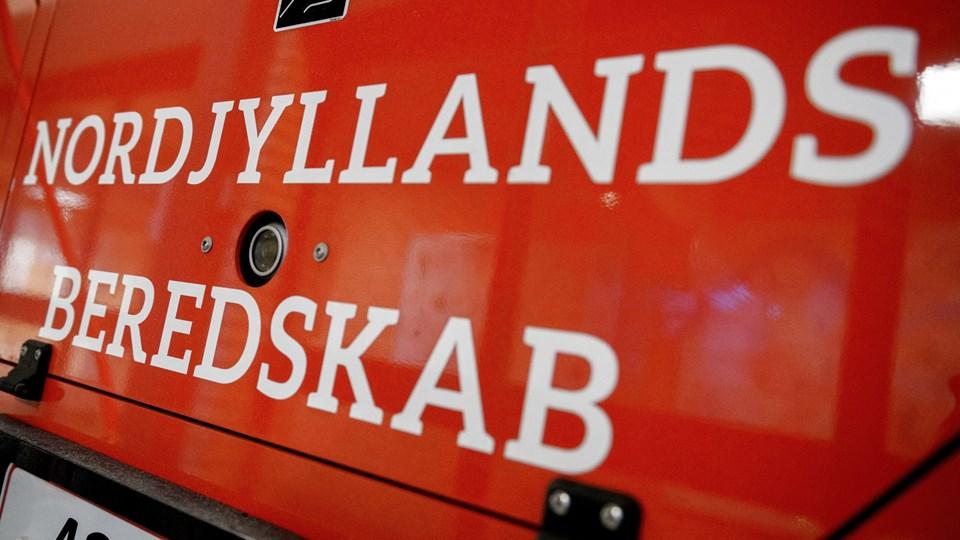 Hvordan er dagen hos Nordjyllands Beredskab første juledag? Foto: Nicolas Cho Meier