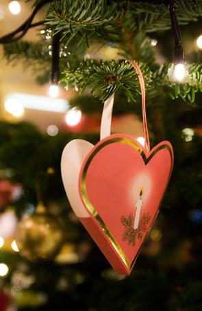 Juletræsfest i Serritslev