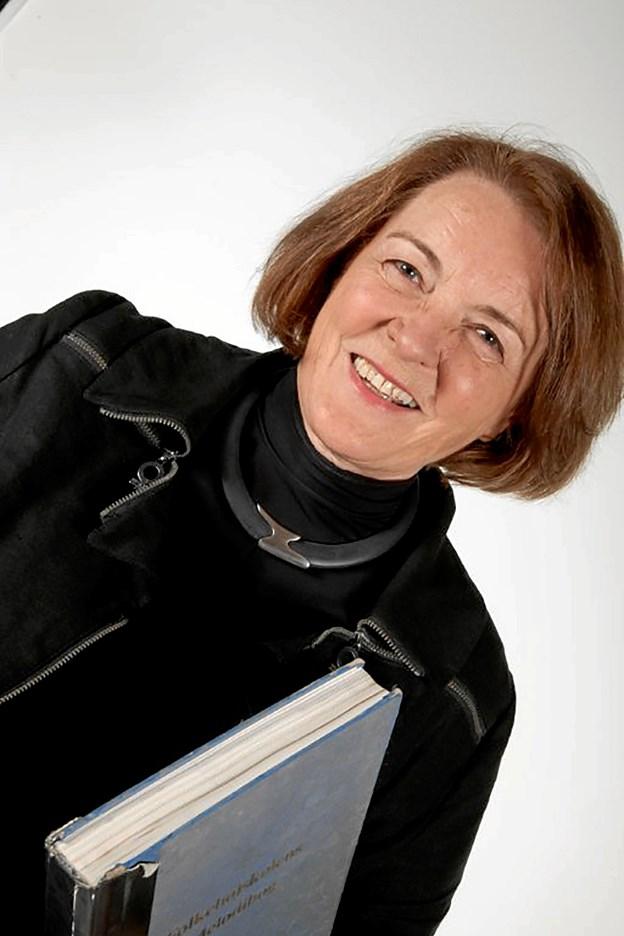 Birgitte Hansen.Privatfoto