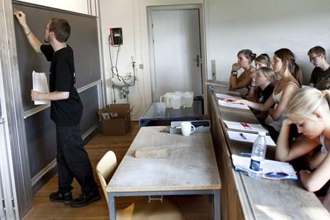 Tre regioner vil bremse unges frie valg af populære gymnasier