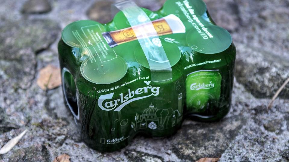 Carlsberg har haft et stærkt tredje kvartal godt hjulpet af den varme sommer i det meste af Nordeuropa.