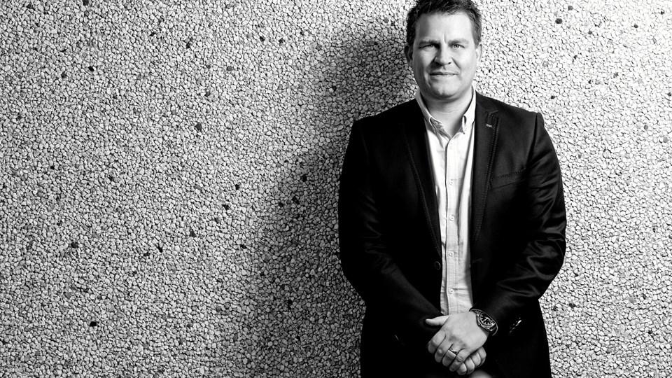 Turistdirektør René Zeeberg - er glad for den øgede opbakning fra nye erhvervsaktører, der har meldt sig ind i Turisthus Nord.