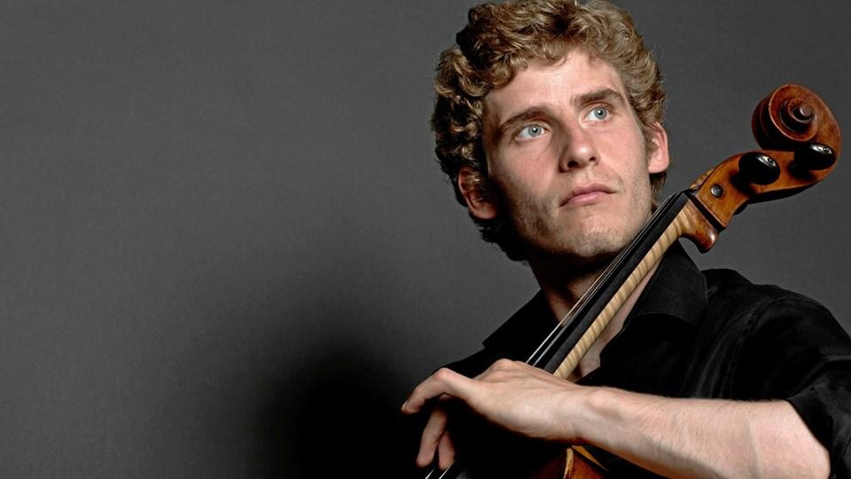 Danske Andreas Brandelid, en af verdens førende cellister, deltager i Skagens første kammermusikfestival.