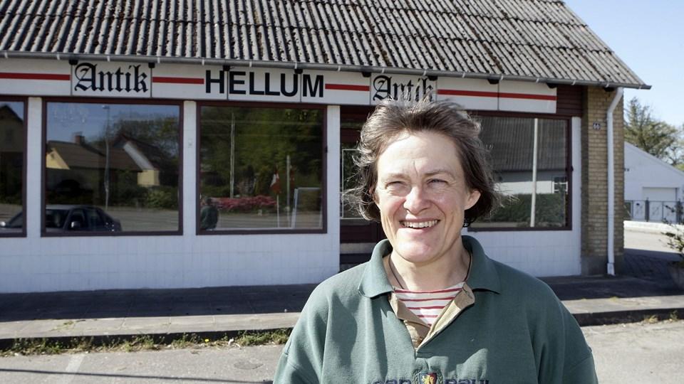 - Det er en rigtig god nyhed, siger Mette Tolstrup Sørensen fra Hellum, der var en af tovholderne i kampen mod skifergasboringer ved Dybvad. Arkivfoto: Hans Ravn