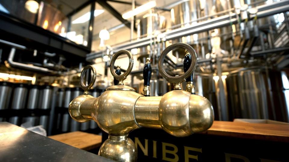 Nibe Bryghus har, i lighed med en række andre nordjyske bryggerier, været på banen i efterhånden en del år, men på det seneste er der kommet flere til i det nordjyske øl-landskab. Arkivfoto: Grete Dahl