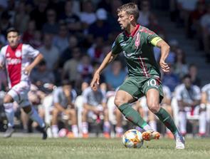 AaB-spillerne er måske Superligaens mest velklædte fodboldhold...