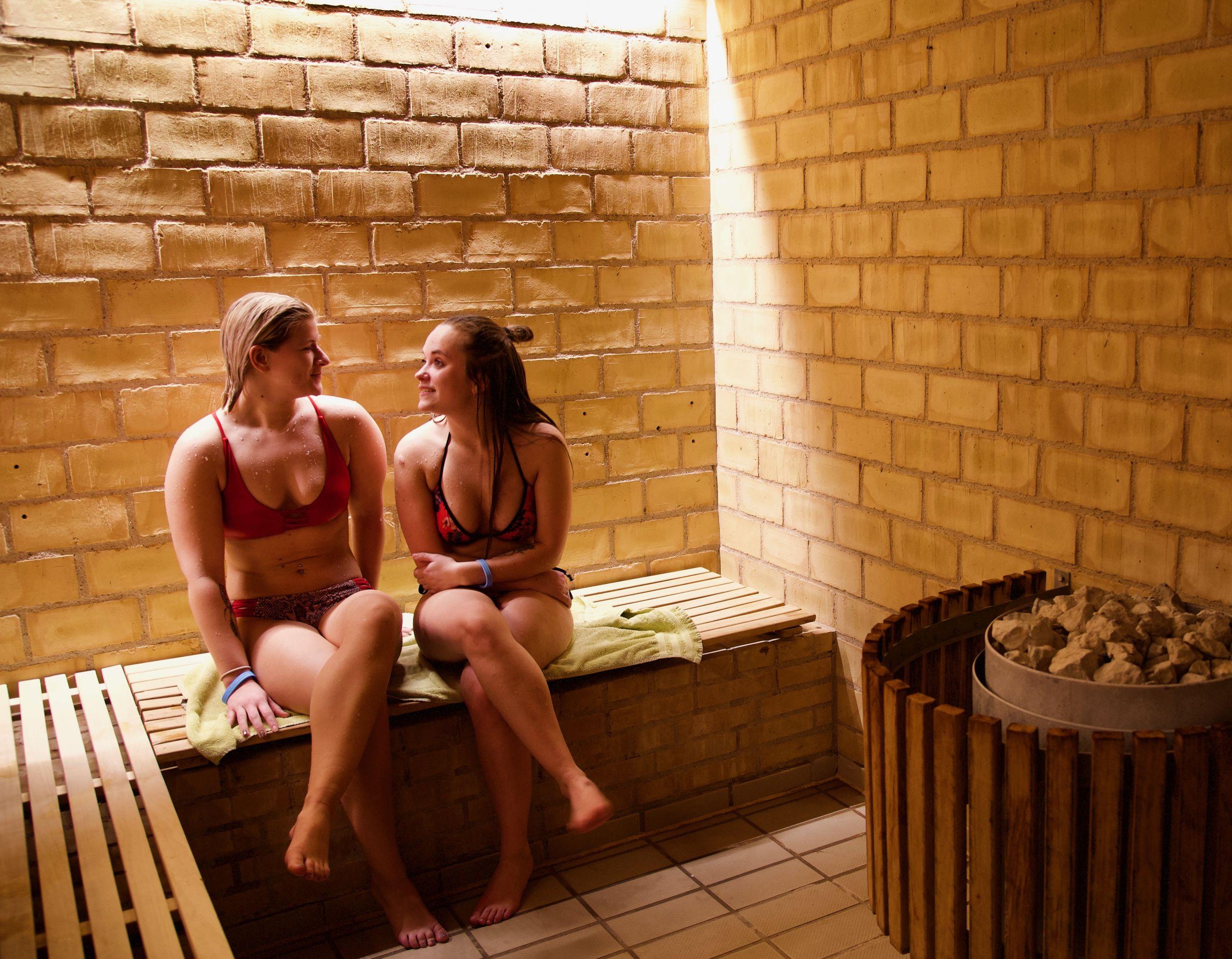 Varme, velvære og wellness - kun for kvinder