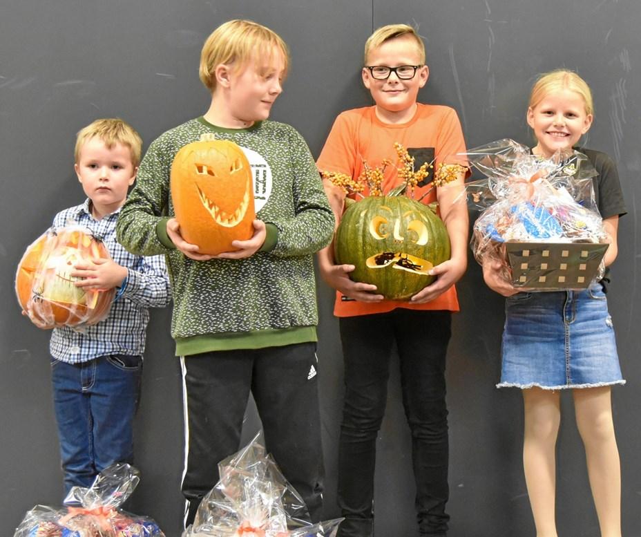 Børnefest i Kongerslev