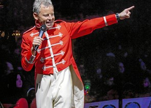Bubber igen i Cirkus