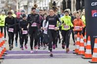 Se billederne: 325 deltagere til kvindeløb