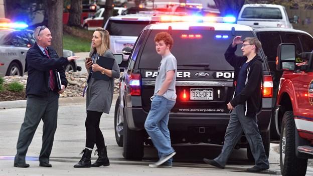 Elever åbnede ild på skole i USA - en dræbt og flere såret