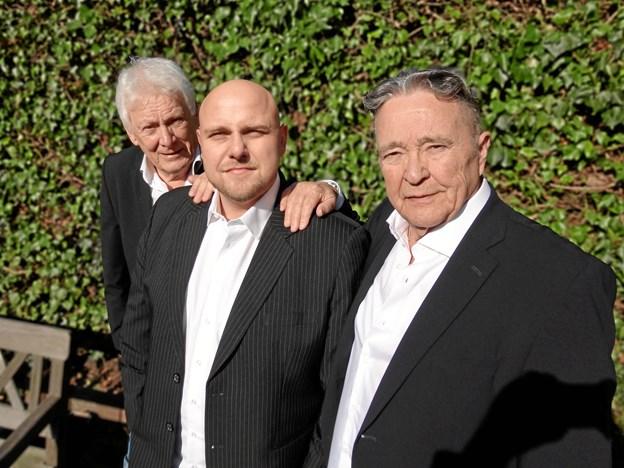 James Rasmussen Trio optræder i Kulturcentret.Pressefoto