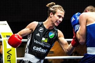 Tæt kamp: Pandrup-bokser tabte semifinale