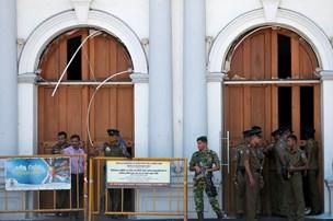 Dansk par i Sri Lanka: Alt rystede og blev kaos