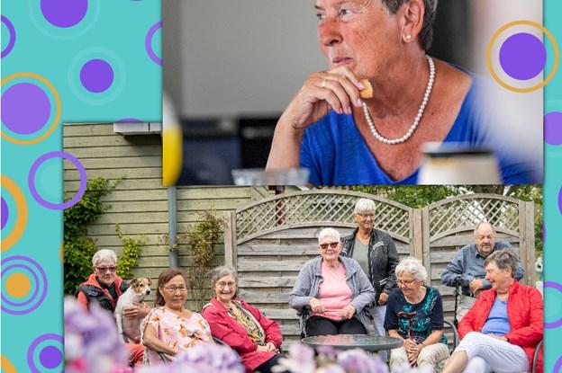 Bente har reddet naboer tre gange: Lejligheden var fyldt med røg